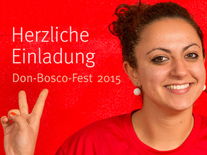 Einladung Don Bosco Fest 15