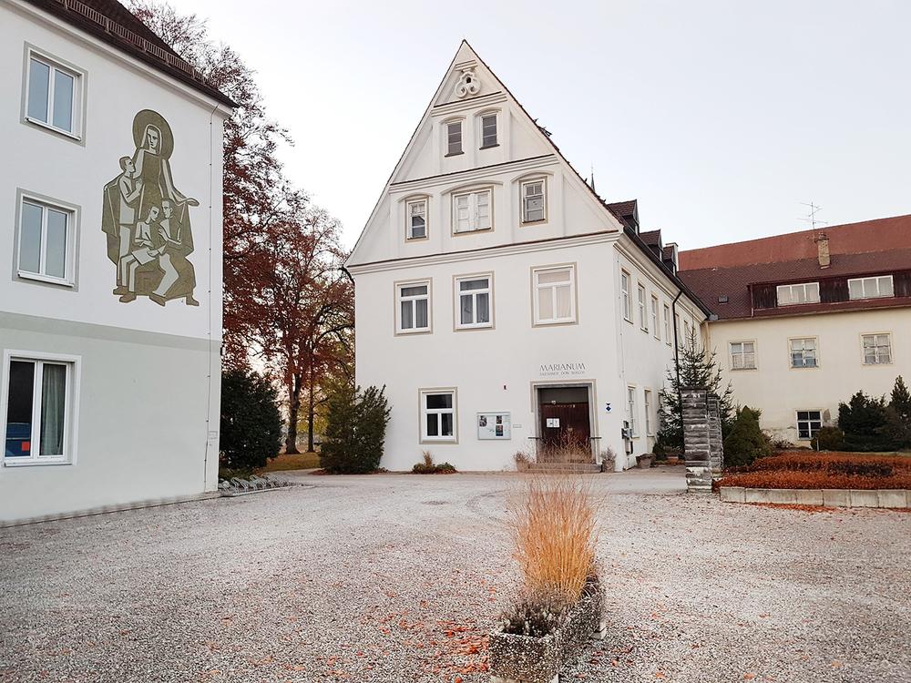 Salesianer Don Boscos verabschieden sich aus Buxheim